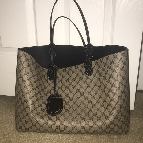 5b493a4b7 Gucci Bags | Large Reversible Tote | Poshmark